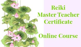 Reiki Master Teacher Certificate- Learn Online