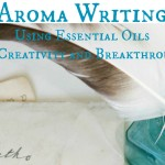 Essential Oils to Enhance Creative Writing