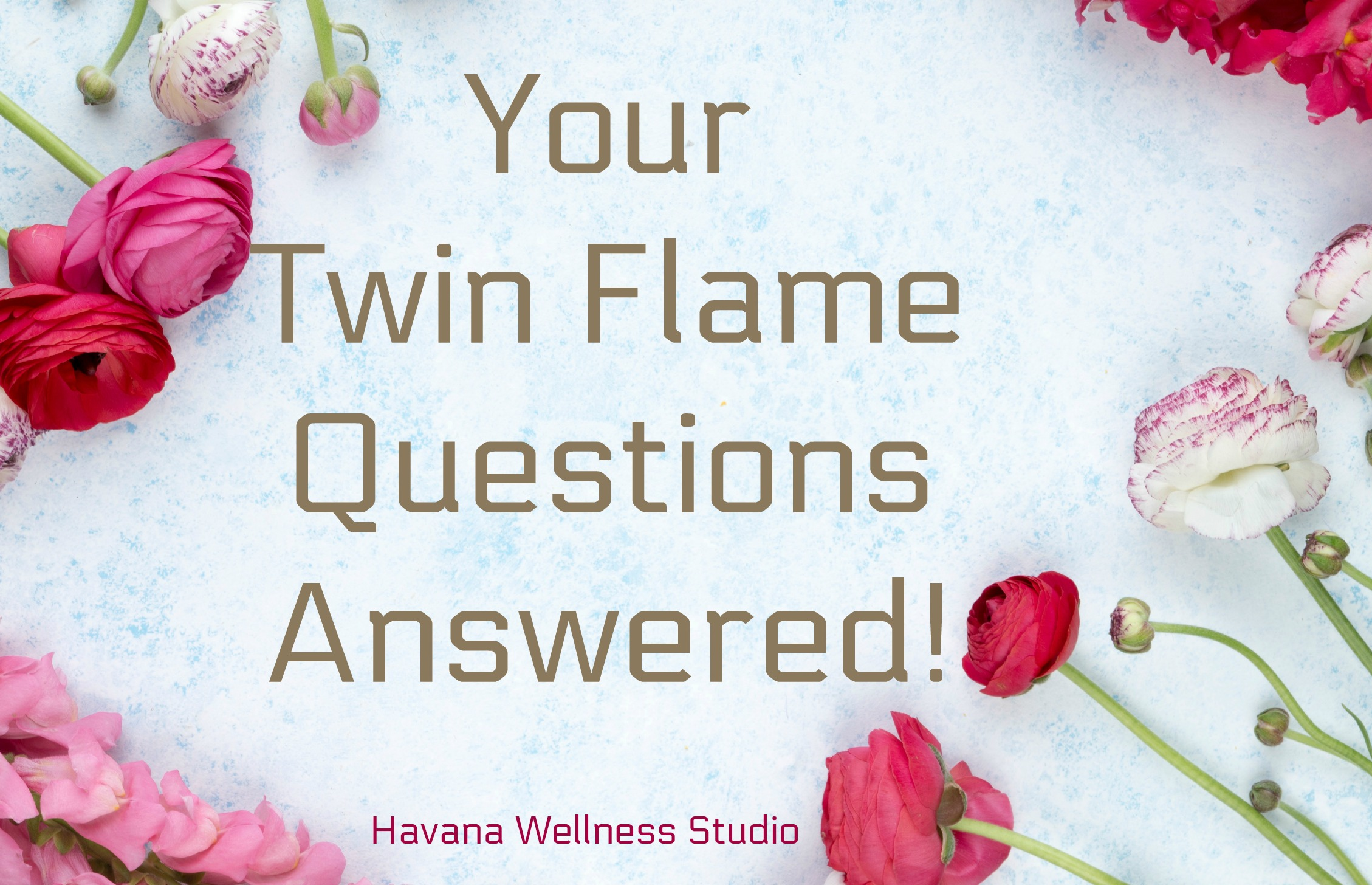 Single Twin Flame Question