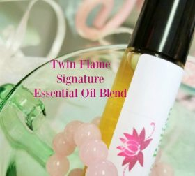Twin Flame Essential Oil Blend