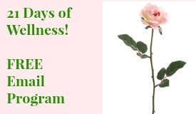 21 Days of Wellness in Your Inbox! FREE!